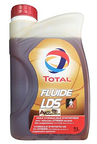 Total Hydrauliköl Lenkungsflüssigkeit Fluide LDS Hydraulikfluid 1L 166224