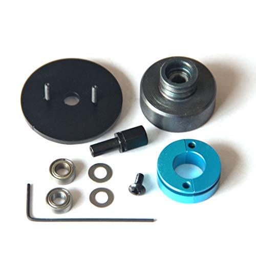 deguojilvxingshe Kit de montaje de polea de una sola ranura en V para motor Toyan FS-L200 de 2 cilindros y 4 tiempos de metanol