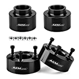 AKM Dodge Ram Lift Kit 3' Front + 2' Rear Full Lift Kits For Dodge Ram 1500 4WD,3 Inch Front Strut Spacers and 2 Inch Rear Lift Spacer for 2009-2018 Dodge Ram Suspension Leveling Kits