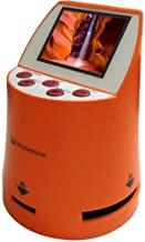 Wolverine F2D Mighty 20MP 7-in-1 Film to Digital Converter (Orange)