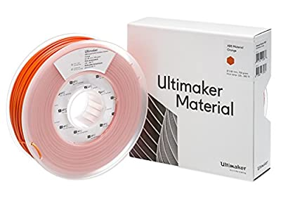 Ultimaker 3 NFC ABS Filament - Orange