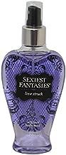 Body Fantasies Sexiest Fantasies Love Struck Body Spray for Women, 7.35 Ounce