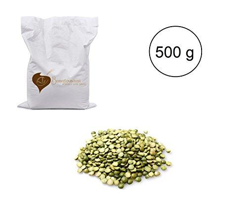 Piselli Verdi Spez. Italiani 500g BIO