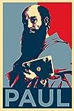 Paul der Apostel Kunstdruck – Hoffnung – Foto-Poster