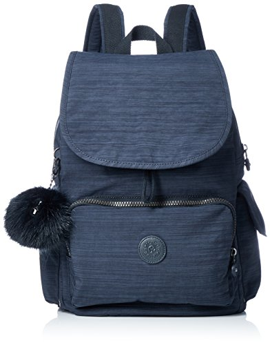 Kipling Damen City Pack Rucksack, Blau (True Dazz Navy), 15x24x45 centimeters