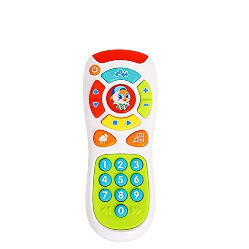 Pkjskh Jouets bébé électrique Cliquez et COUNT Toy Découvrez jouets télécommandés bébé 0-1 ans Bébé Jouets éducatifs Jouets for enfants de la petite enfance Jouets éducatifs