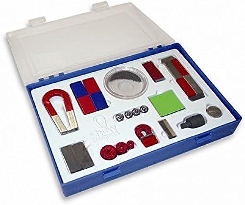 Deluxe Magnetismus Experimentierbox