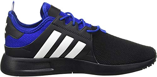 adidas X_PLR, Zapatillas de Gimnasio para Hombre, Core Black/FTWR White/Team Royal Blue, 40 EU