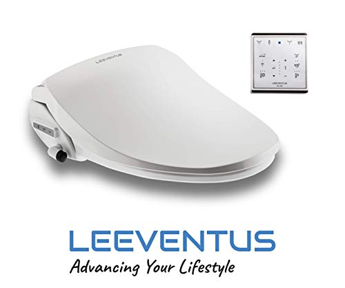 LEEVENTUS - Offre spéciale - Avec télécommande - Bidet de WC de qualité supérieure - Fabriqué en Corée - Soin electric bidet dusch wc japan - Version standard J430R