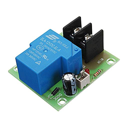 ZGQA-GQA Switch Adapter Relay Module Board 12V Input Switch Control 5pcs 138 30A Output High Current Driver Modules