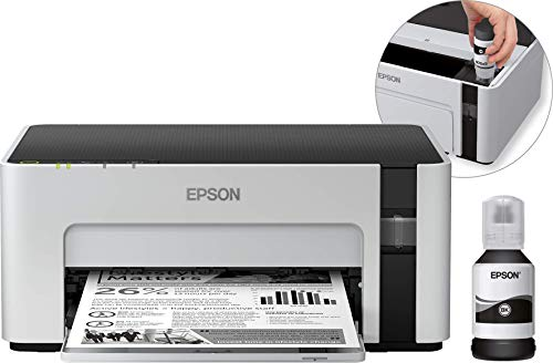 Epson EcoTank -M1120 Impresora monocromo con sistema de depósito de tinta