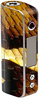 MightySkins Skin Compatible with Sigelei Spark 90W TC – Python | Protective, Durable, and Unique Vinyl Decal wrap Cover | Easy to Apply, Remove, and Change Styles | Made in The USA