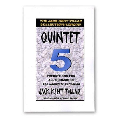 Quintet 5 by Jack Kent Tillar - Book