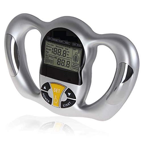 CSFM-Body Tragbarer digitaler LCD-Bildschirm Gesundheit Fat Thin Analyzer BIM-Tester Körperfett Messgerät