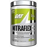 GAT Sport NITRAFLEX + C,Testosterone Boosting Powder with Creatine,...