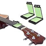 2 Stück Gitarrensaitenreiniger, Griffbrett &...