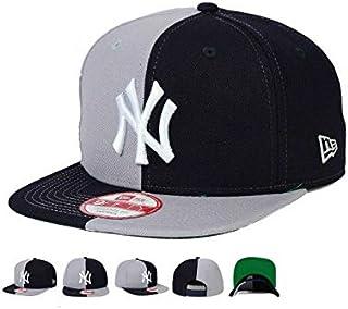 newest 19017 45b9e New York Yankees New Era Double Splitem Snapback Adjustable One Size Fits  All Authentic Hat MLB
