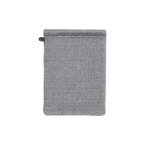 BOSS - Gant de Toilette Woven Stripe - 15 x 22 cm