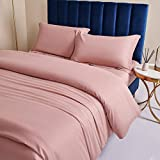 KIKIGO Funky Juego de Ropa de Cama,Duvet Cover Bedding Kit with 2 Pillowcases-Lotus Root Complexion_220*240