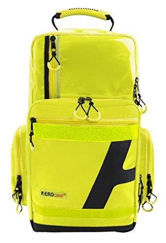 AEROcase® - Pro1R PL1C - Notfallrucksack PLANE Gr. L GELB - Rettungsdienst Notfall Tasche