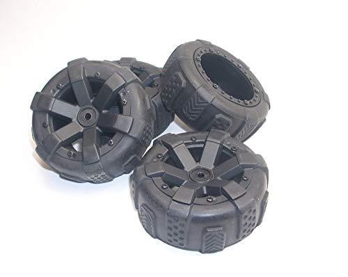 Kyosho Sandmaster Ersatzteil Nexxt Radsatz 1:10 EZ020 (4) KSM®