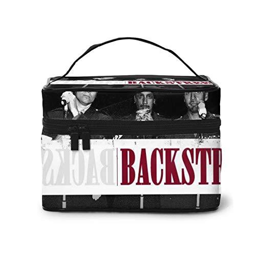 Backstreet - Bolsa organizadora de gran capacidad para niños, bolsa de maquillaje, bolsa de aseo
