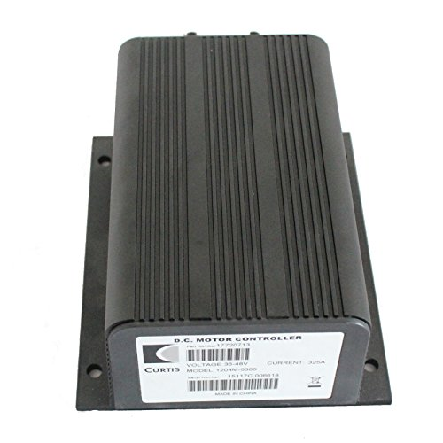 Holdwell PMC 1204M-5301 DC Motor Speed Controller compatible with Curtis 48V 325A 0-5kΩ Club Car