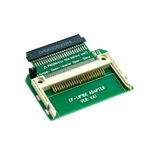 Naliovker CF Tarjeta de Memoria Compacto Flash a 50 Pines 1.8