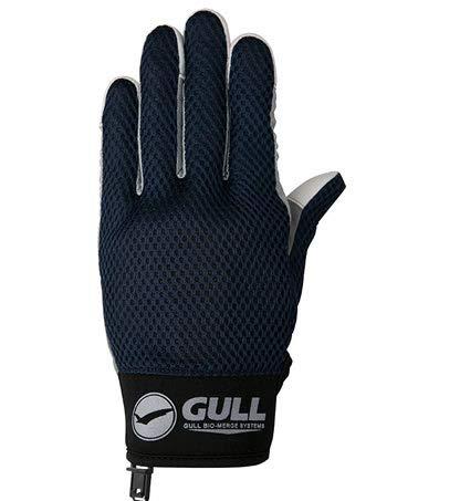 GULL(ガル) サマーグローブ3 メンズ [ネイビー/Lサイズ] [GA-5595A] ダイビンググローブ アマーラ(人口皮革...