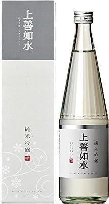 Shirataki Junmai Ginjo Jozen Mizunogotoshi Sake 14.5% 720ml