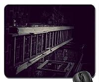 古いラダートンネルコンピューターマウスパッド快適で滑りにくいマウスパッド快適で滑りにくいマウスマットマットパッド滑り止め