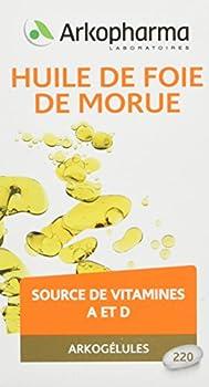 Arkogélules 220 Capsules aromathérapie