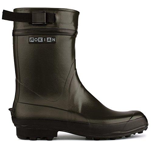 Nokian Footwear - Gummistiefel -Finntrim- (Outdoor) Olivo Nuovo, Größe 45 [408-35-45]