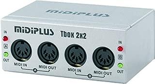 midiplus Tbox2X2 USB MIDI Interfaces