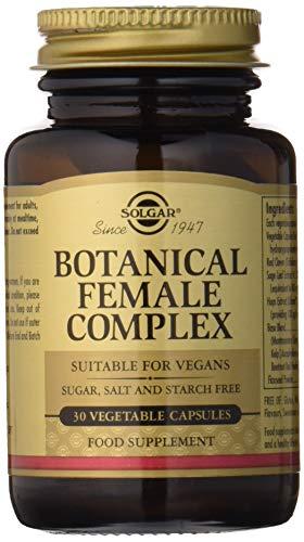 Solgar Botanical Female Complex Cápsulas vegetales 30