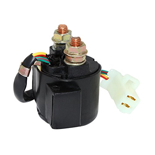 Road Passion Starter Solenoid Relay for YAMAHA MOTO-4 200 YFM200 85-89 MOTO-4 225 YFM225 1986 1987 MOTO-4 250 YFM250 89-91 MOTO-4 350 YFM350 87-95 ATV