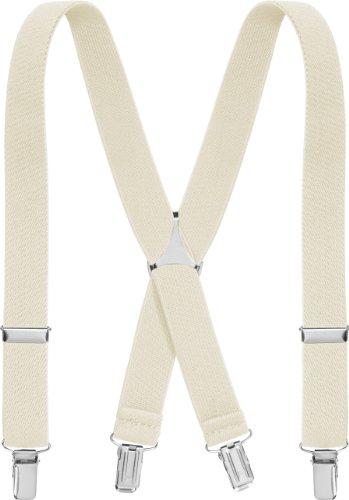 Playshoes Hosenträger Bretelles, Beige (Natur), 75 (Taille Fabricant: 60 Centimeters) Mixte Enfant