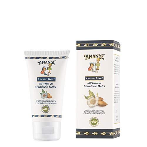 L'Amande Crema Mani Olio di Mandorle - 75 ml