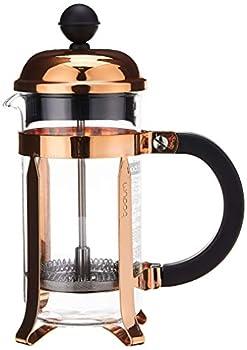 Bodum Chambord 3 Cup French Press Coffee Maker Copper 0.35 l 12 oz