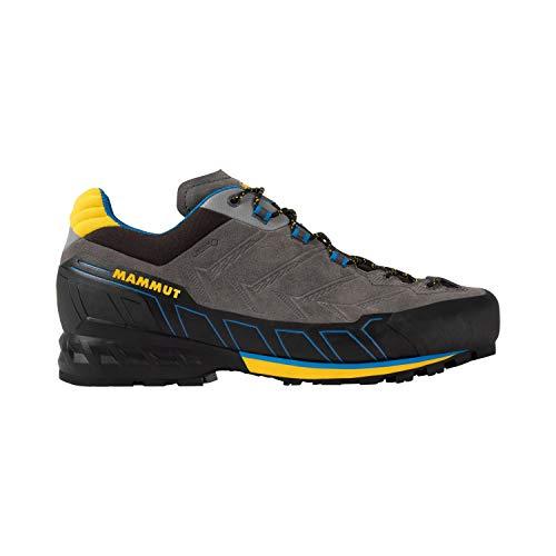 Mammut Herren Zapatilla KENTO Low GTX Sneaker, Dark Titanium/Freesia, 44 2/3 EU