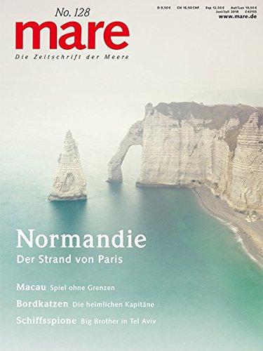 mare - Die Zeitschrift der Meere/No. 128/ Normandie: Der Strand von Paris