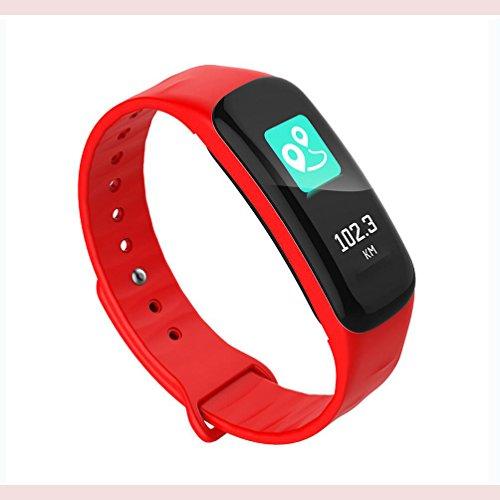 Lirong Smart Sportarmband, bloedzuurstofverzadiging, hartslag- en bloeddrukdruk, handmatige bewaking, sporttracking, smart reminder voor Android-platform, Apple iOS platform
