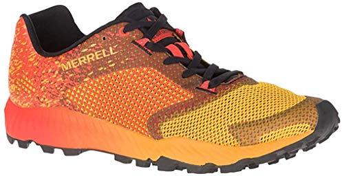 Merrell Herren All Out Crush 2 Traillaufschuhe, Orange (Orange), 41 EU