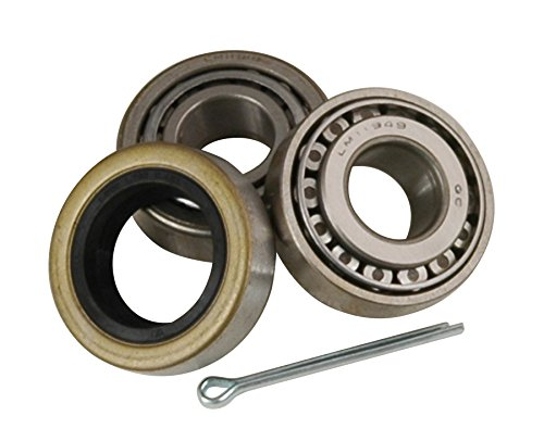 CE Smith Trailer 27110 Bearing Kit (Straight), 3/4'- Replacement Parts and Accessories for Your Ski Boat, Fishing Boat or Sailboat Trailer