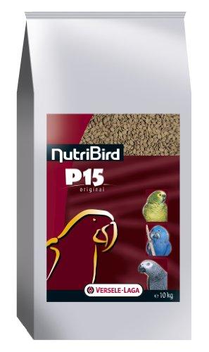 Versele Laga - NUTRIBIRD P15 Original - Nourriture pour oiseaux - 1 x 10 kg