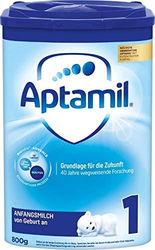 Aptamil 1 Anfangsmilch mit Pronutra, 5er Pack (5 x 800g)