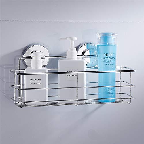 Maddy Bathroom Accessories Sets - Stainless Steel Bathroom Shelves Bathroom organier Shower...
