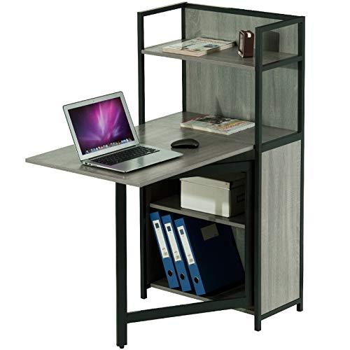 Mod. COMPACT Mesa Escritorio para Ordenador Mueble Armario ...