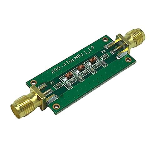 Fauge Filtro de Paso Bajo LPF de 433 MHz para Receptor SDR Basado en RTL