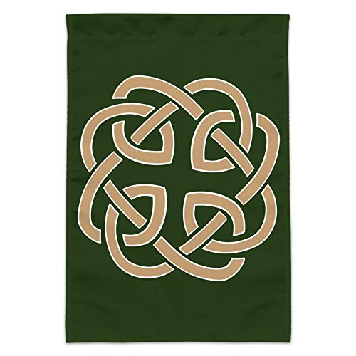Graphics and More Celtic Knot Love Eternity Garden Yard Flag (Pole Not Included)